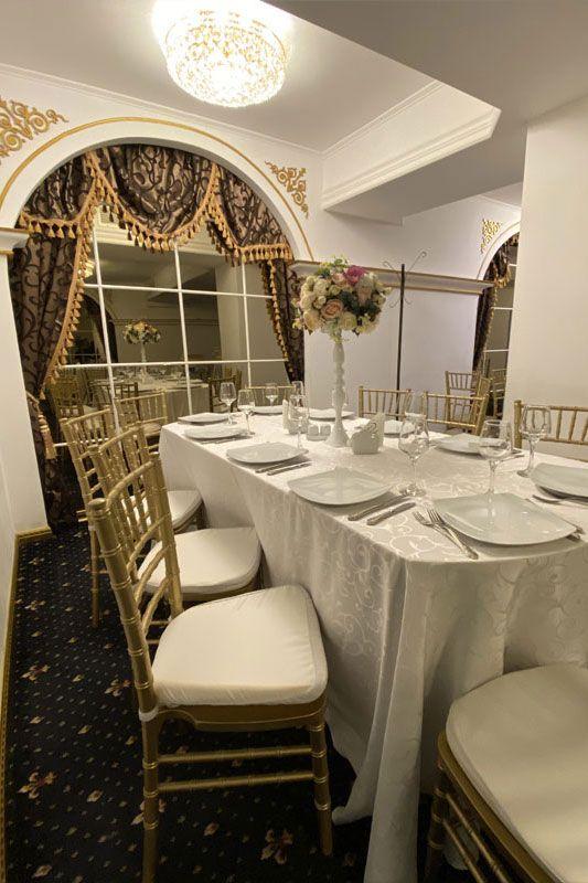 restaurante de nunti